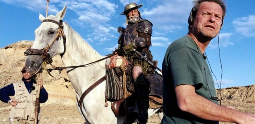 Terry Gilliam por fin adaptará Don Quixote