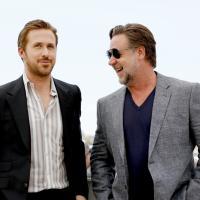 Ryan Gosling y Russell Crowe