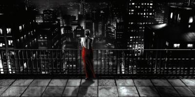 Sin City y otras películas actuales en blanco y negro