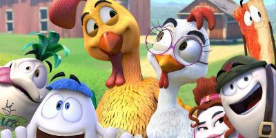 Un Gallo con Muchos Huevos arrasa en los Premios Luminus