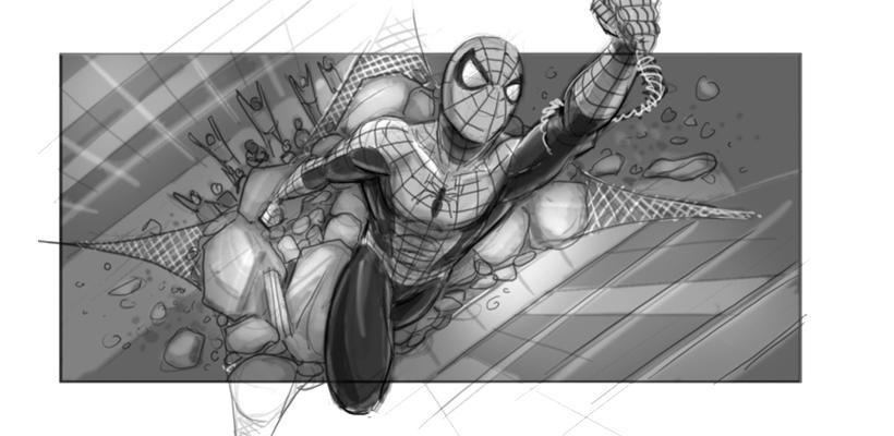 Así habría sido Spider-Man 4 de Sam Raimi