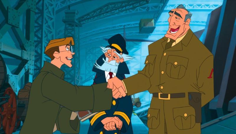 Walt Disney Feature Animation, Walt Disney Pictures