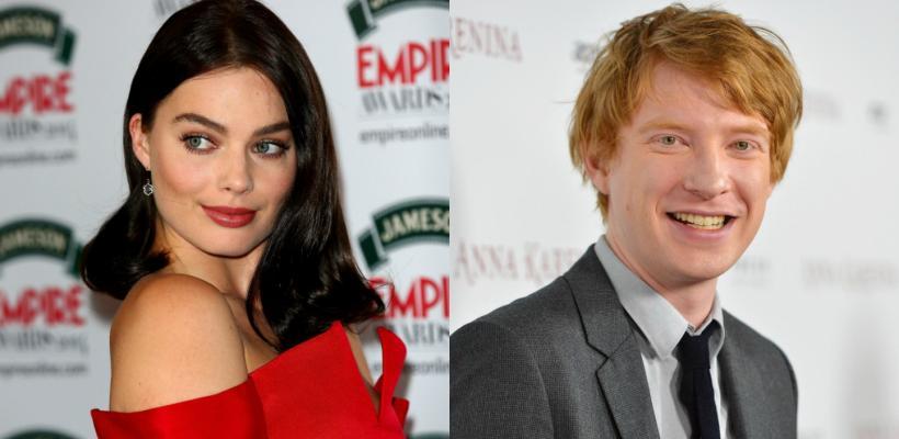 Margot Robbie y Domhnall Gleeson se unen a Goodbye Christopher Robin