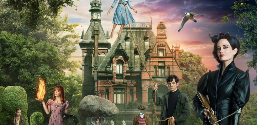 Ve los nuevos pósters de Miss Peregrine y los niños peculiares