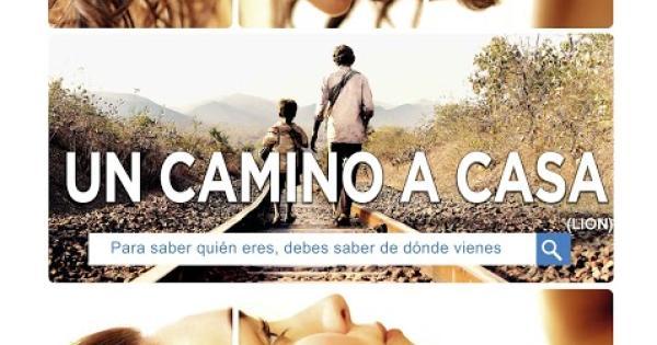 Película Un Camino A Casa Lion