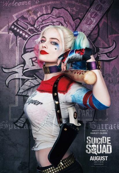 Escuadrón Suicida (Harley Quinn)