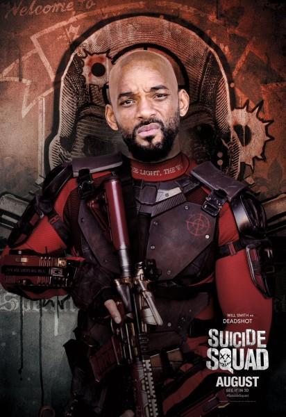 Escuadrón Suicida (Deadshot)