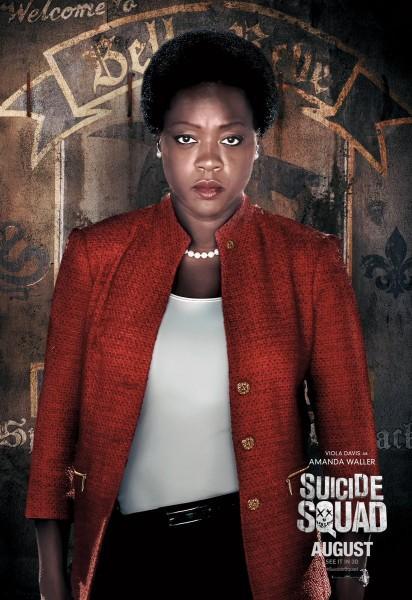 Escuadrón Suicida (Amanda Waller)
