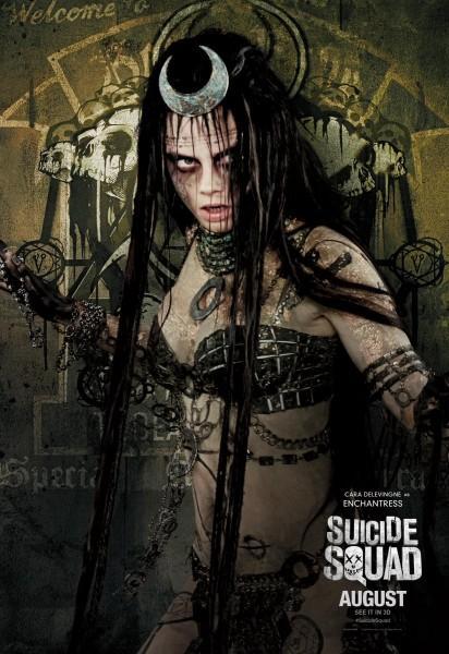 Escuadrón Suicida (Enchantress)
