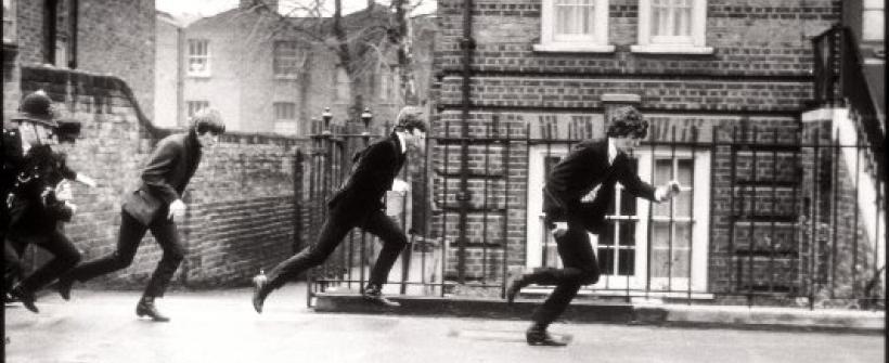 A Hard Days Night Original Long Trailer (1964)