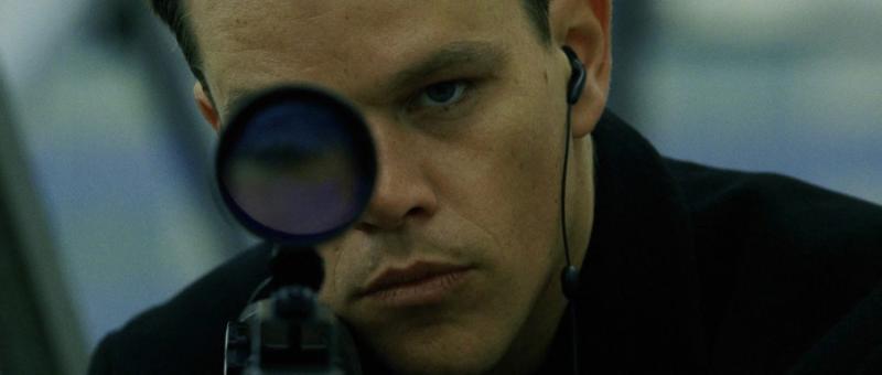 Matt Damon en la saga de Bourne. Algunas personas sueñan con unirse a la CIA, otros no encuentran la manera de renunciar.