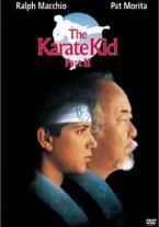 El Karate Kid, Parte II