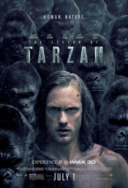 La Leyenda de Tarzán