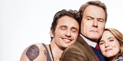 Bryan Cranston es suegro de James Franco en nuevo trailer de Why him?