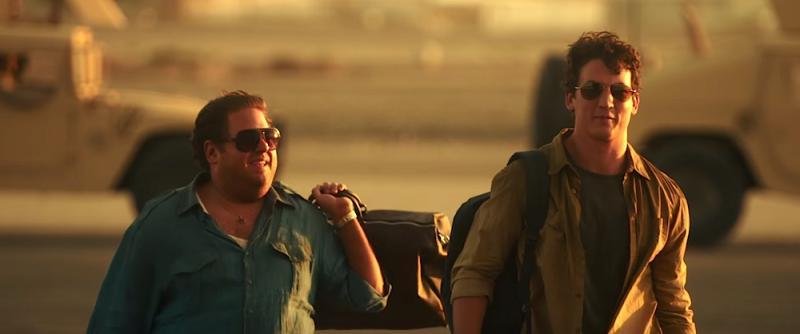 Amigos de Armas (War Dogs) - 2016