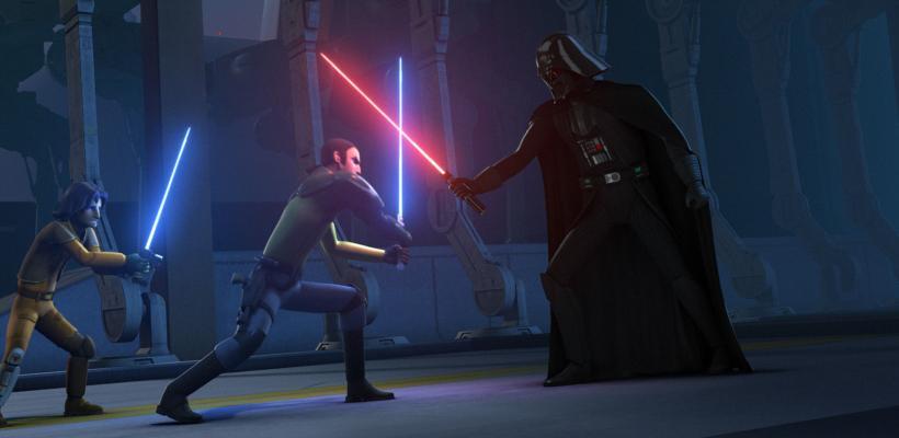 Star Wars Rebels podría conectarse con futuras películas