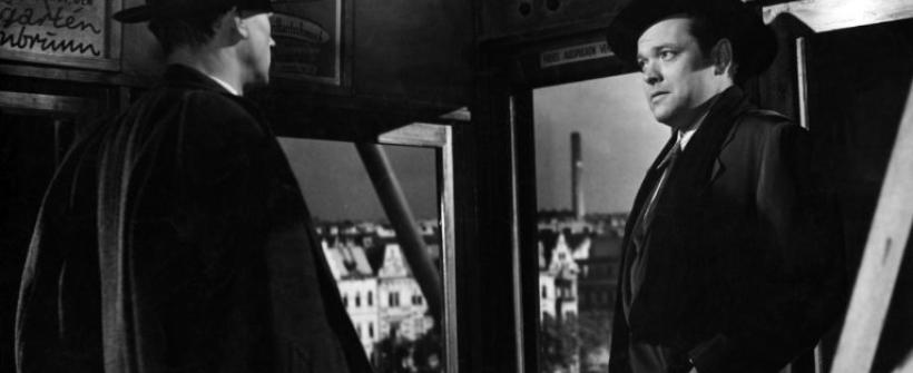 The Third Man (1949) Trailer