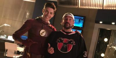 Kevin Smith volverá a dirigir un episodio de The Flash