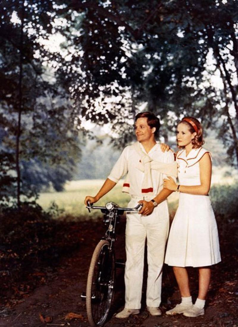Película: Il Giardino dei Finzi Contini (The Garden of the Finzi-Continis)