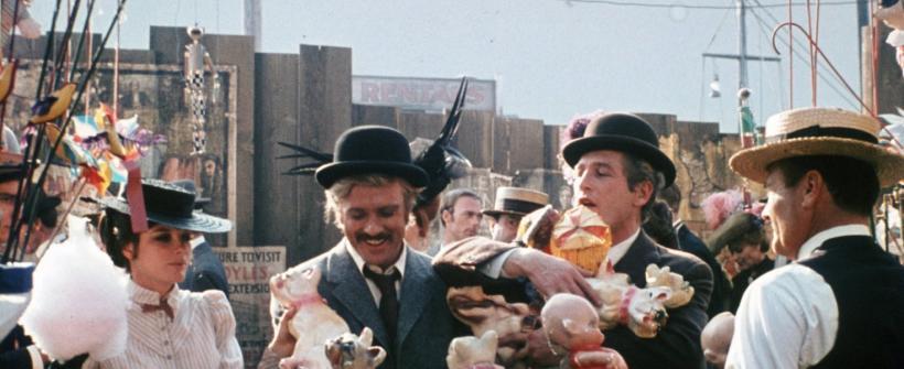 Butch Cassidy & Sundance Kid - Trailer