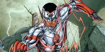 The Flash: primer vistazo a Kid Flash