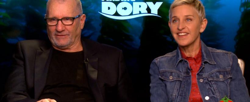 Entrevista: Buscando a Dory - Ellen Degeneres, Ty Burell, Ed O´Neill y Kaitlin Olson