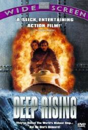 Película Terror Profundo Deep Rising