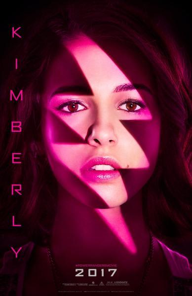 Naomi Scott es Kimberly, la Ranger rosa