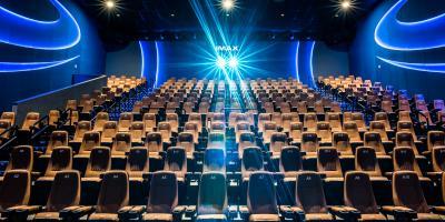 México es el tercer país con más salas de cine en todo el mundo