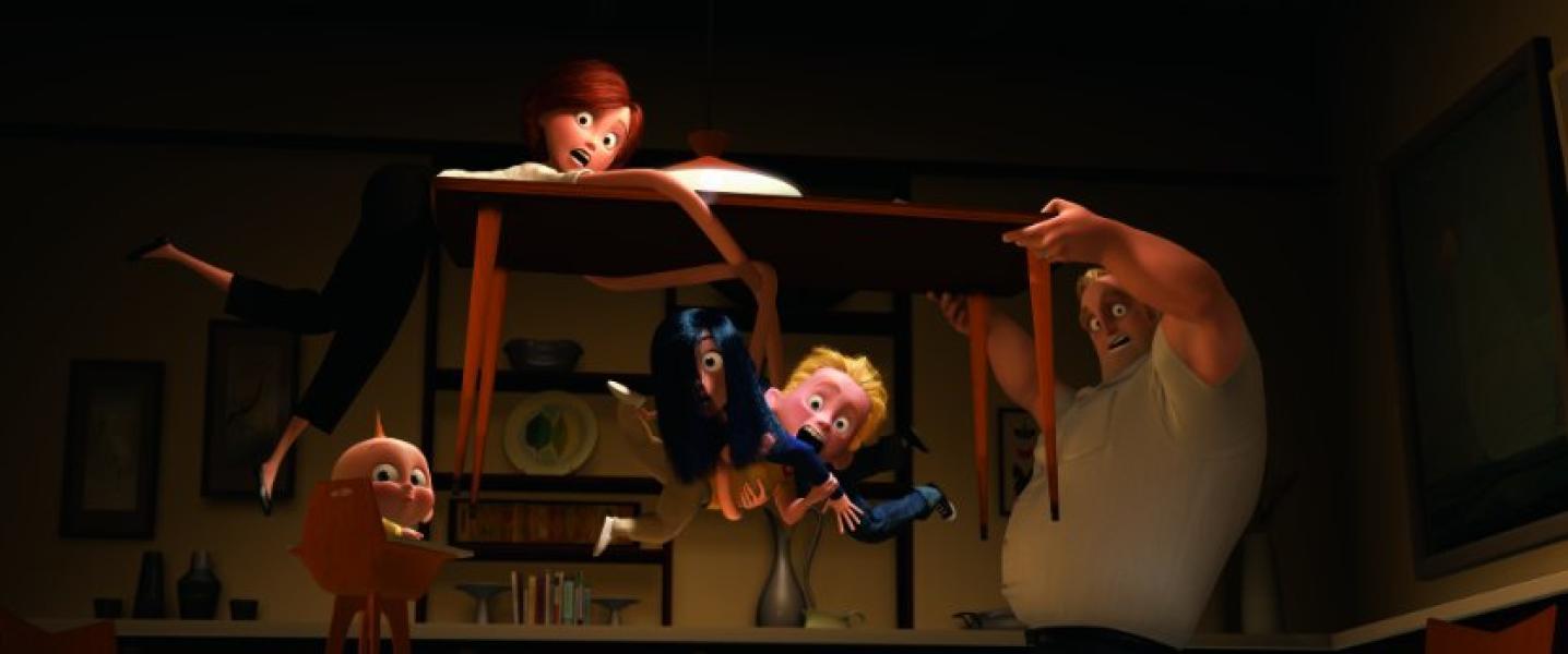 <em>© 2004 - Disney/Pixar</em>