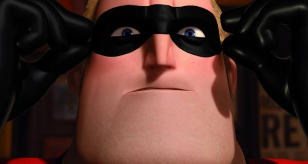 The Incredibles- Trailer