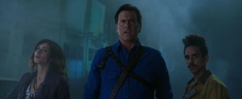 Ash vs Evil Dead - Trailer de la segunda temporada