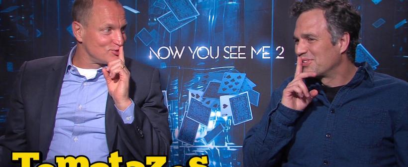 Entrevista: Los Ilusionistas 2 - Mark Ruffalo tiene el mejor nombre para tu mascota