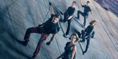 No se estrenará otra película de Divergente en cines