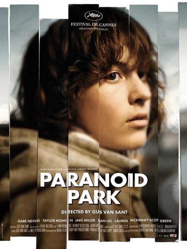 Póster de Paranoid Park