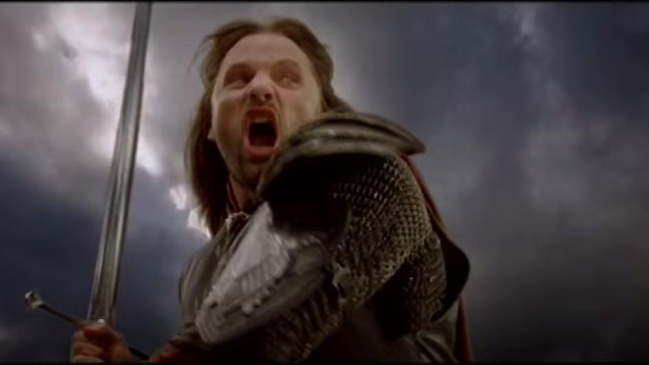 El Señor De Los Anillos El Retorno Del Rey Trailer Tomatazos