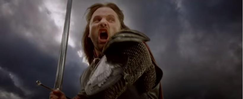 El Señor de los Anillos: El Retorno del Rey - Trailer