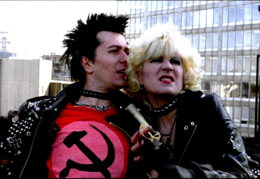 Sid y Nancy (1986).