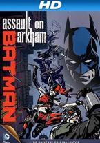 Batman: Asalto en Arkham