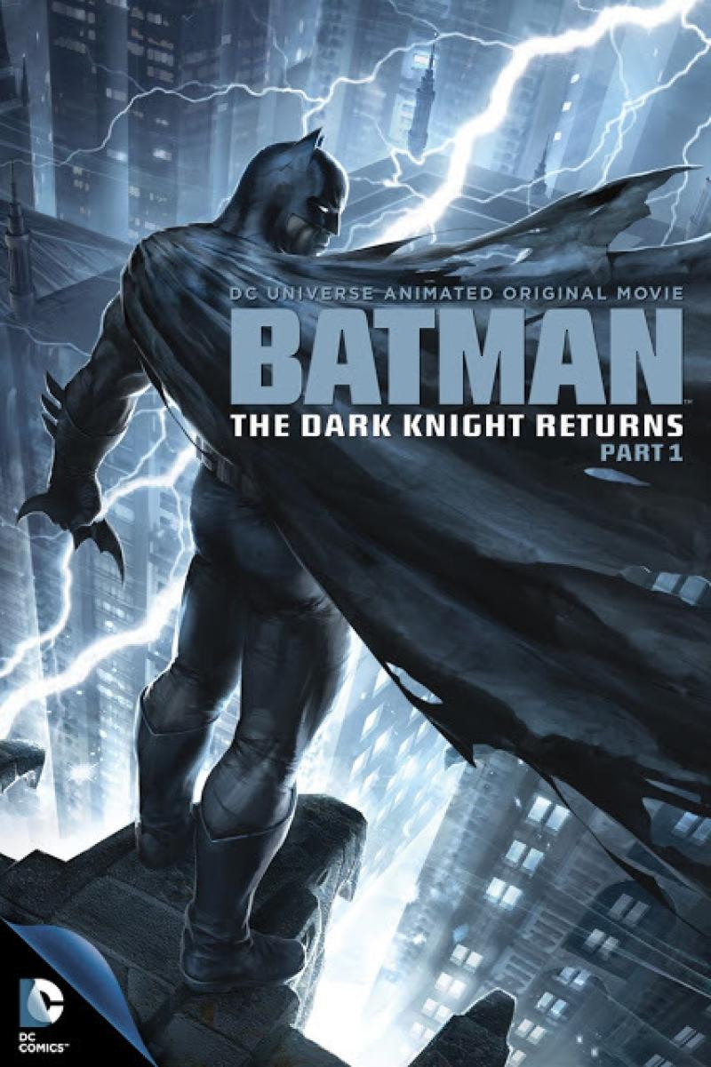 Batman: El regreso del Caballero de la Noche, Parte 1  (2012)