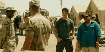 Jonah Hill y Miles Teller protagonizan el nuevo trailer de Amigos de Armas