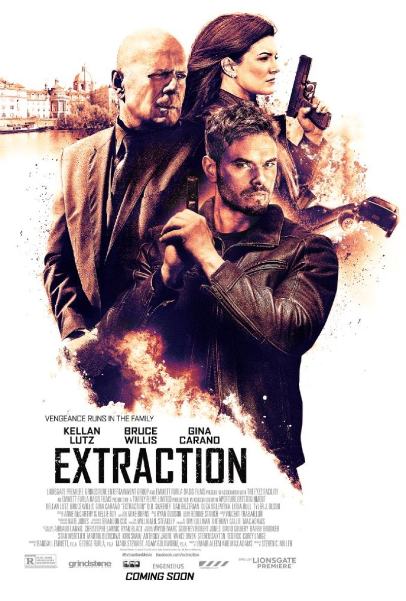 Poster Extraction © 2015 - Lionsgate Premiere