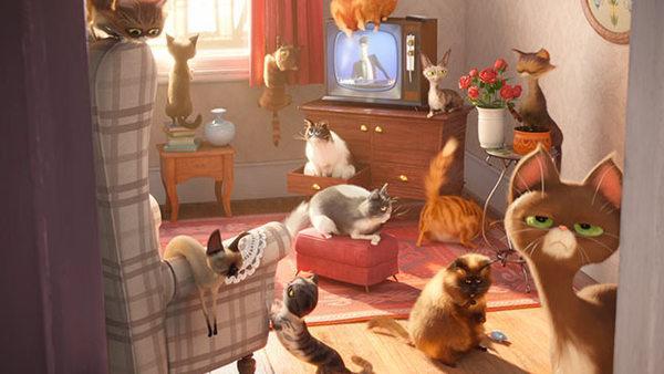 Fotograma de La Vida Secreta de tus Mascotas