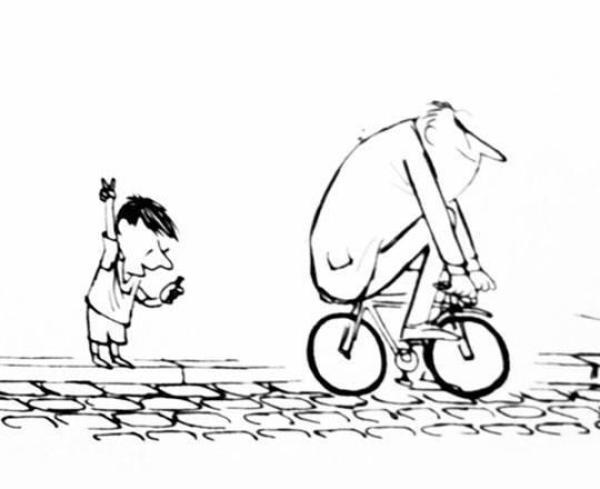 Ilustración de Jean-Jacques Sempé