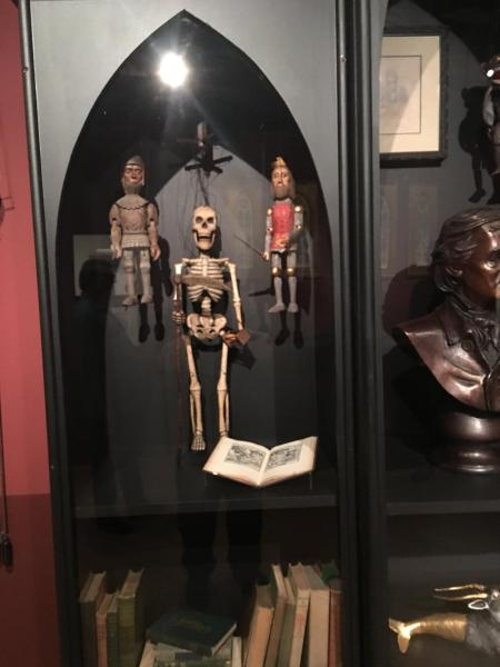 Muñecos de Praga