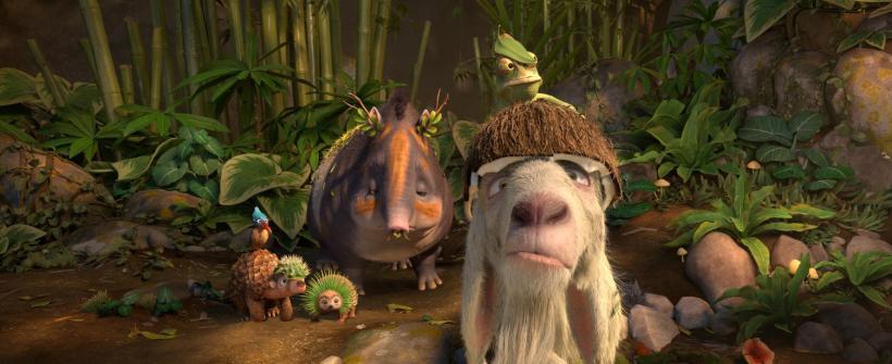 Las Locuras de Robinson Crusoe - Trailer oficial doblado al español