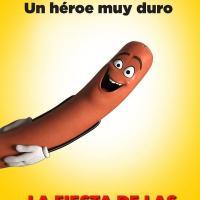 Poster en español de La Fiesta de las Salchichas (2016)