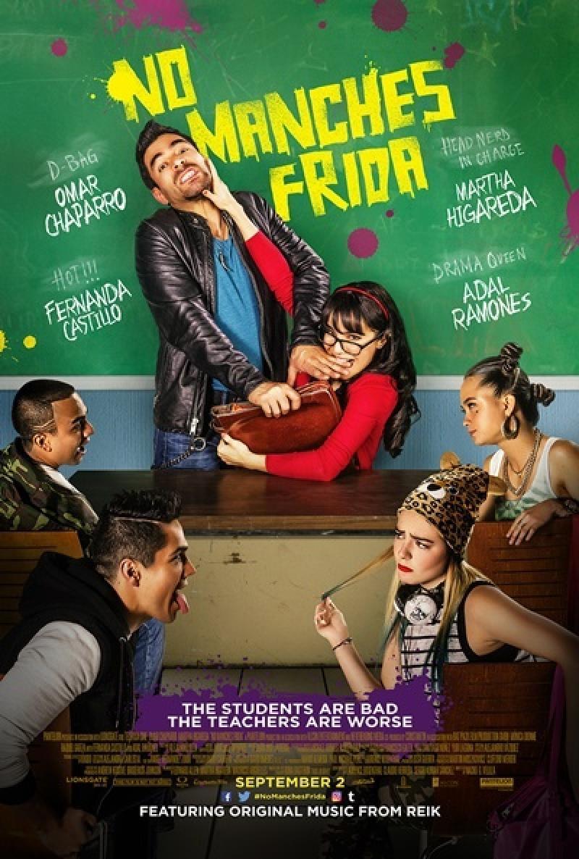 Poster No Manches Frida (2016)