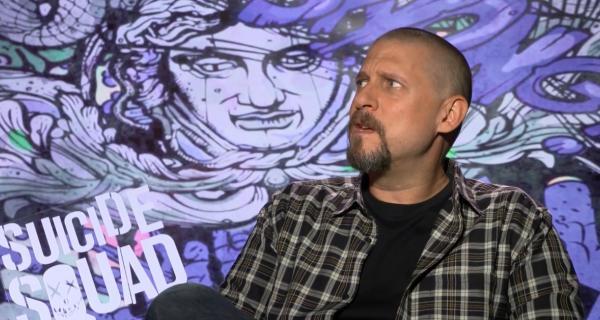 Entrevistas de Escuadrón Suicida - David Ayer