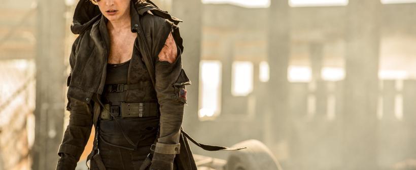Resident Evil: Capítulo Final - Primer trailer